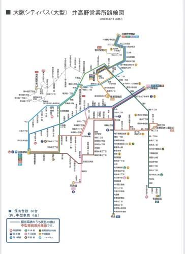 大阪シティバス 路線