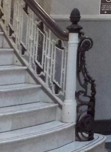 【⑥】階段装飾