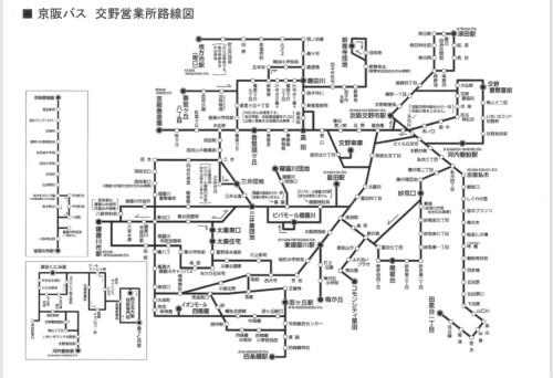 京阪バス 路線