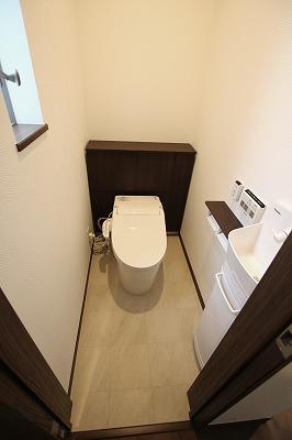 スッキリトイレ