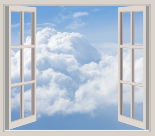 clouds-through-window-frame